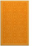 rug #1285651 |  light-orange traditional rug