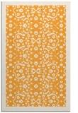 rug #1285655 |  light-orange borders rug