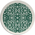 rug #1285795   round damask rug