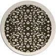 rug #1285846   round borders rug