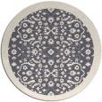 rug #1286025   round damask rug