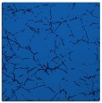 rug #1286427 | square blue abstract rug