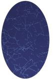 rug #1287066 | oval abstract rug