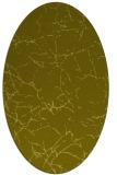 rug #1287103   oval light-green abstract rug