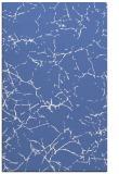 rug #1287179 |  blue abstract rug