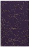 rug #1287383 |  purple popular rug