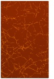 rug #1287407 |  red-orange abstract rug