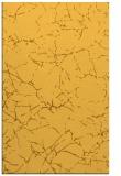 rug #1287463 |  light-orange natural rug