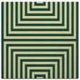 rug #1288571   square yellow stripes rug