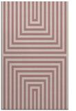 rug #1289095 |  pink retro rug