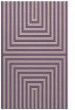 rug #1289159 |  purple stripes rug