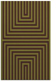 rug #1289219 |  green stripes rug