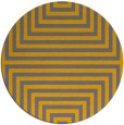 rug #1289514   round retro rug