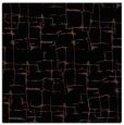 rug #1290091   square black graphic rug