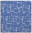 rug #1290123 | square blue rug