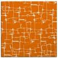 rug #1290291   square orange graphic rug