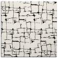 rug #1290367   square black graphic rug