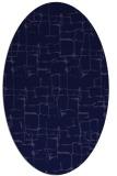 rug #1290527 | oval graphic rug