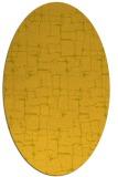rug #1290766 | oval graphic rug