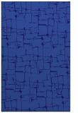 rug #1290911 |  blue-violet rug