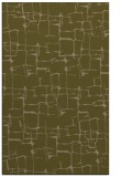 rug #1290923 |  mid-brown graphic rug