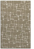 rug #1290975 |  mid-brown graphic rug