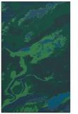 rug #1292715 |  blue abstract rug