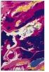 rug #1292751    blue-violet abstract rug