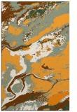 rug #1293011 |  light-orange abstract rug