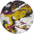 rug #1293349 | round abstract rug