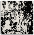 rug #1293759 | square black abstract rug