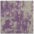 rug #1293943 | square purple popular rug