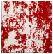 rug #1294015 | square red abstract rug