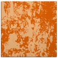 rug #1294035 | square red-orange abstract rug