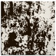 rug #1294059 | square brown abstract rug
