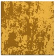 rug #1294087 | square yellow abstract rug