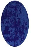 rug #1294223 | oval blue-violet popular rug