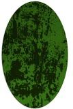 rug #1294267 | oval abstract rug