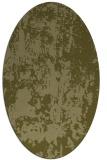 rug #1294475   oval light-green abstract rug