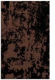 rug #1294507 |  black abstract rug