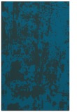 rug #1294551    blue-green abstract rug