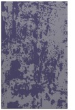 rug #1294579 |  blue-violet abstract rug