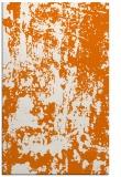 rug #1294707 |  orange abstract rug