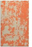 rug #1294711    orange abstract rug