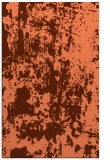 rug #1294715 |  red-orange abstract rug