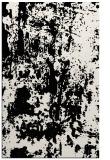 rug #1294783 |  black abstract rug