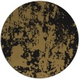 rug #1294887   round brown abstract rug