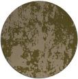 rug #1294971 | round brown rug