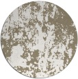 rug #1295023 | round mid-brown popular rug