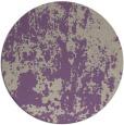 rug #1295047 | round beige popular rug